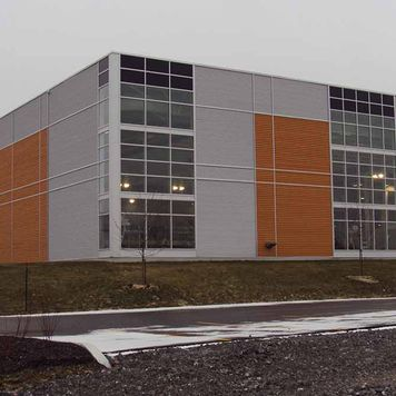 Roof protection Sherbrooke | Metal Wall Cladding | Le Groupe
